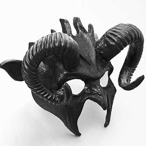 'The First Purge' Horned Mask