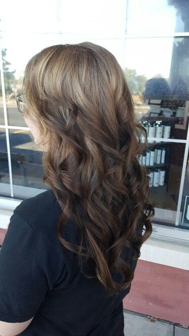 Reverse Dirty Blonde Ombre