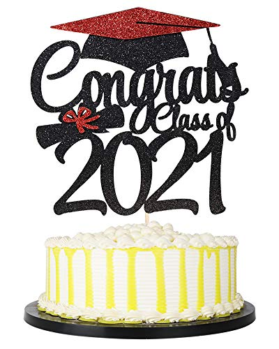 Class of 2021 Cake Topper