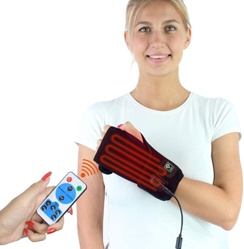 Creatrill Hand and Wrist Massagers
