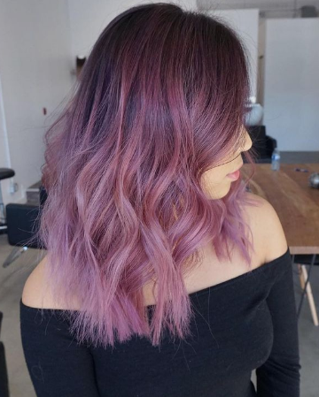 Pink-Dipped Ends