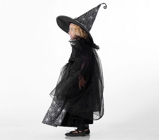 Pottery Barn Kids Toddler Glow-in-the-Dark Witch Costume